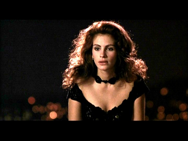 Awesome Gallery Images And Information Julia Roberts Pretty Woman Black Dress