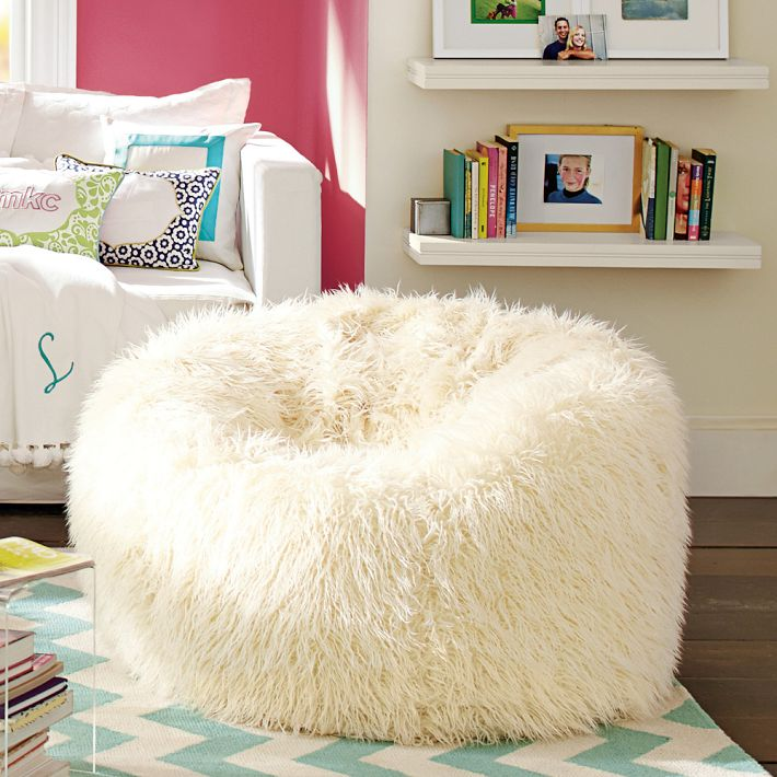 Stupendous Product Of The Day Furlicious Beanbag By Pb Teen Pdpeps Interior Chair Design Pdpepsorg