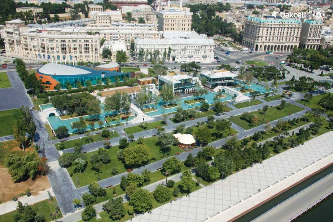 International Mugam Center, Baku