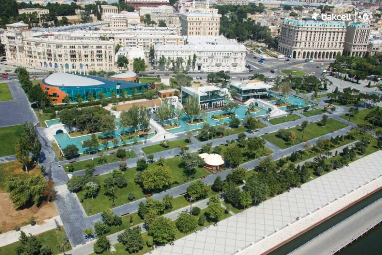 International Mugam Center, Baku