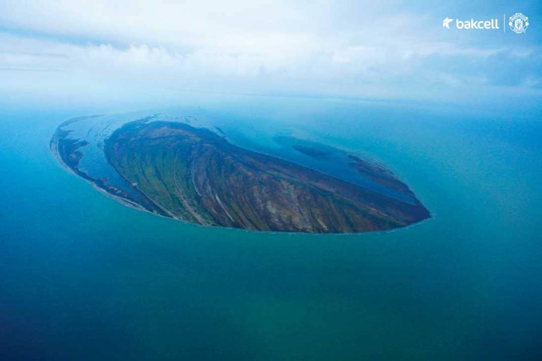 Kurkosa island, Neftchala