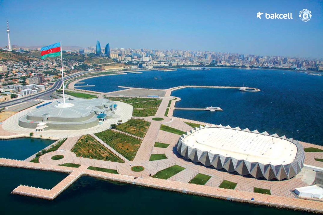 National Flag Square, Baku
