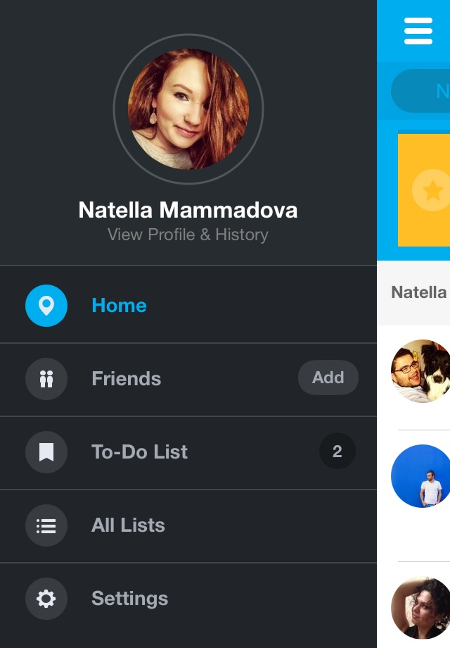 App of the day - Foursquare - by One Happy Blog - 5