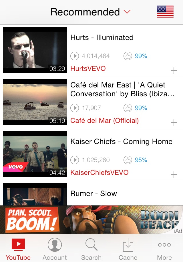 App of the day - MxTube - by One Happy Blog - 1