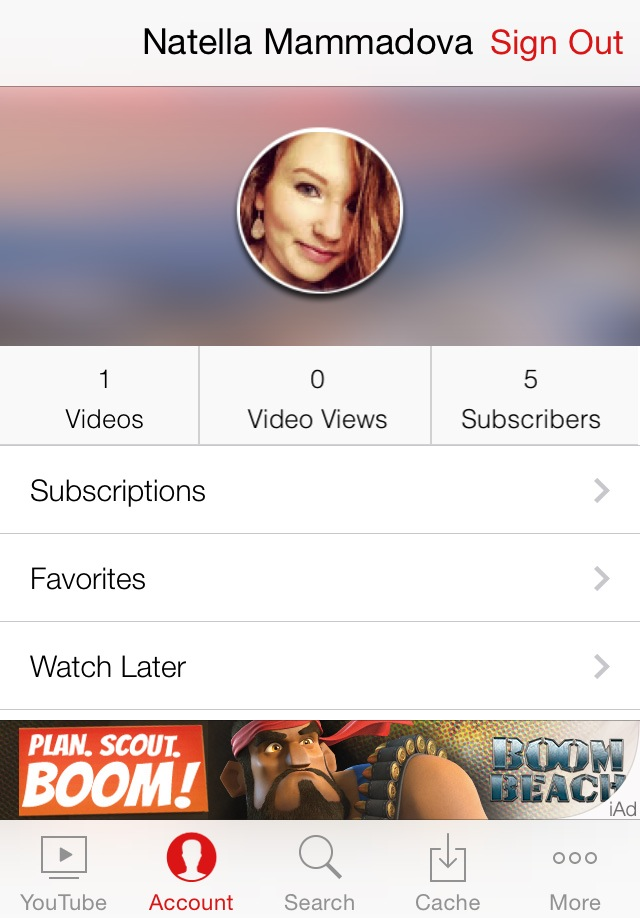 App of the day - MxTube - by One Happy Blog - 4