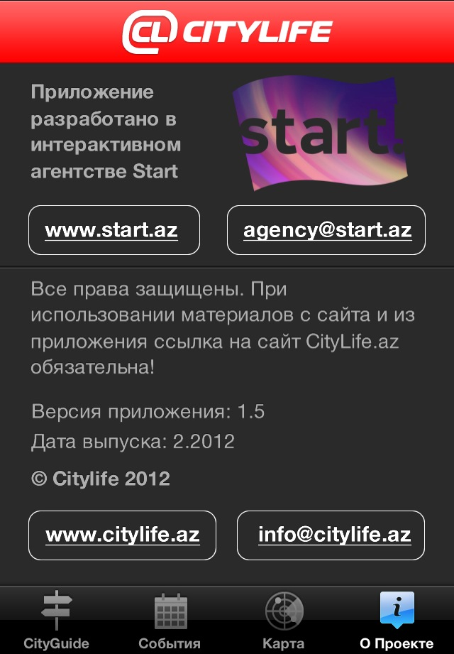 App of the day - Citylife - by One Happy Blog - 4