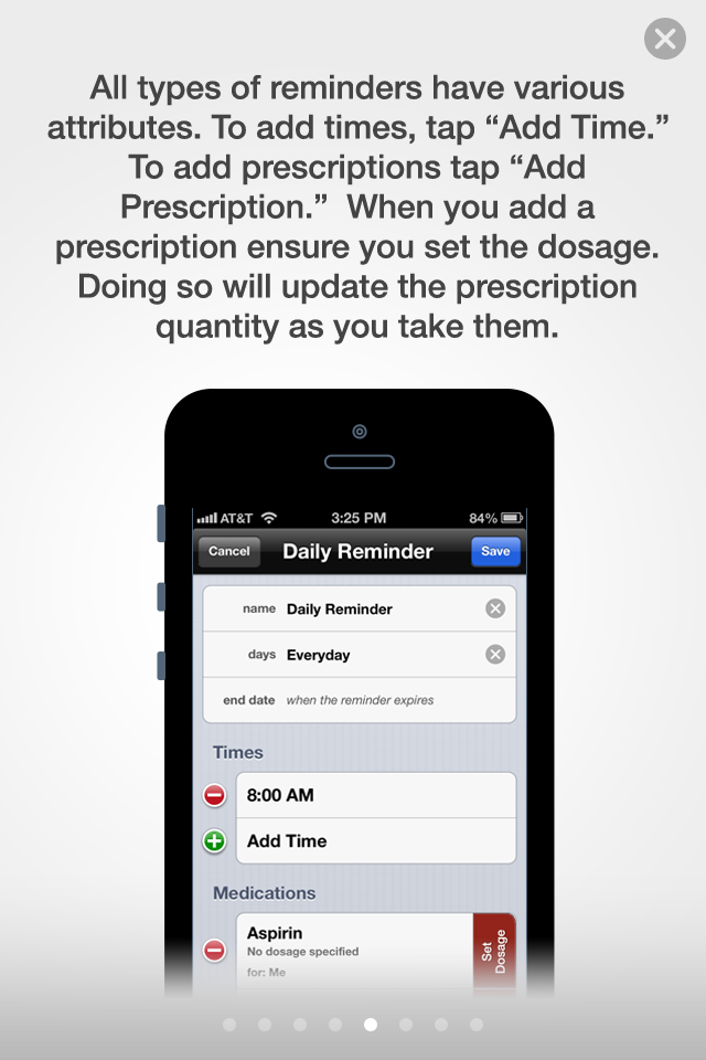 App of the day - RxmindMe by One Happy Blog - 4