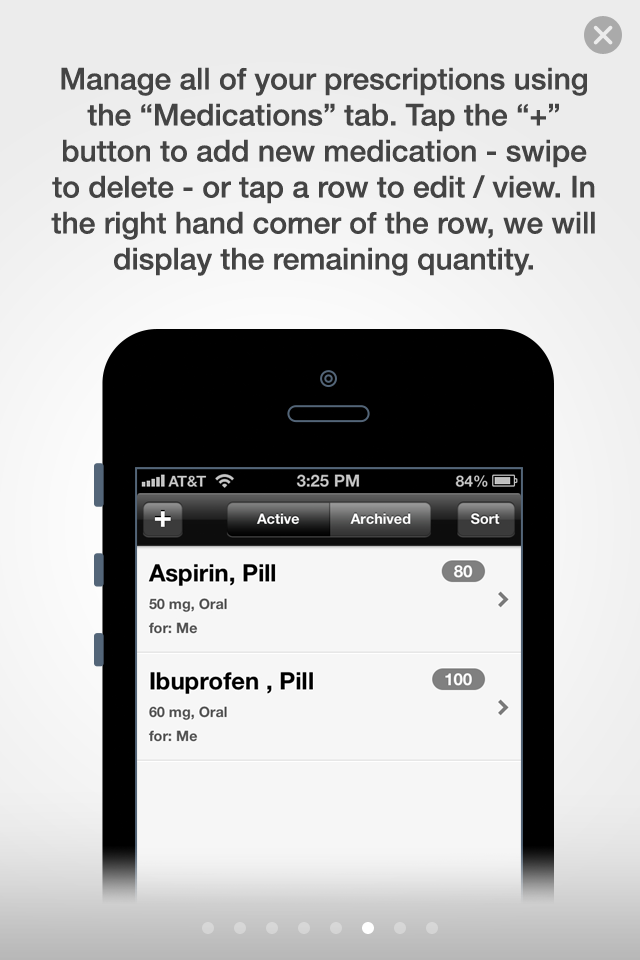 App of the day - RxmindMe by One Happy Blog - 5