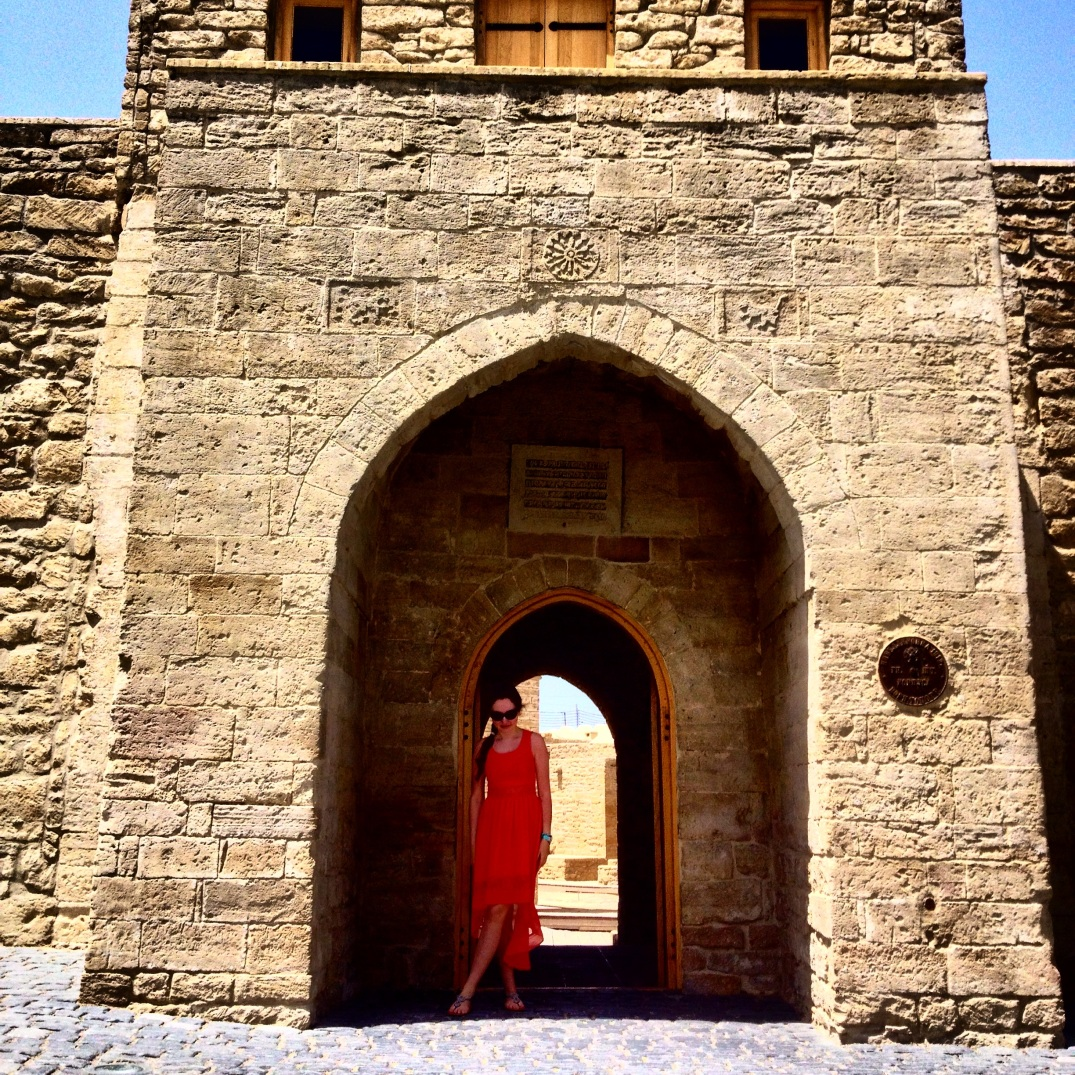 Travel with me around Azerbaijan - Ateshgah - by One Happy Blog - 3