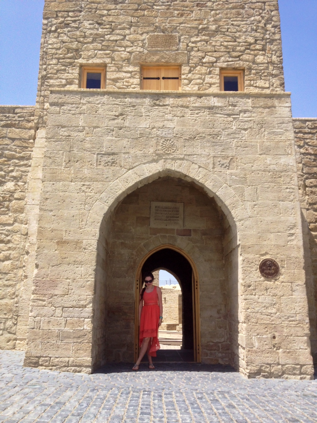 Travel with me around Azerbaijan - Ateshgah - by One Happy Blog - 4