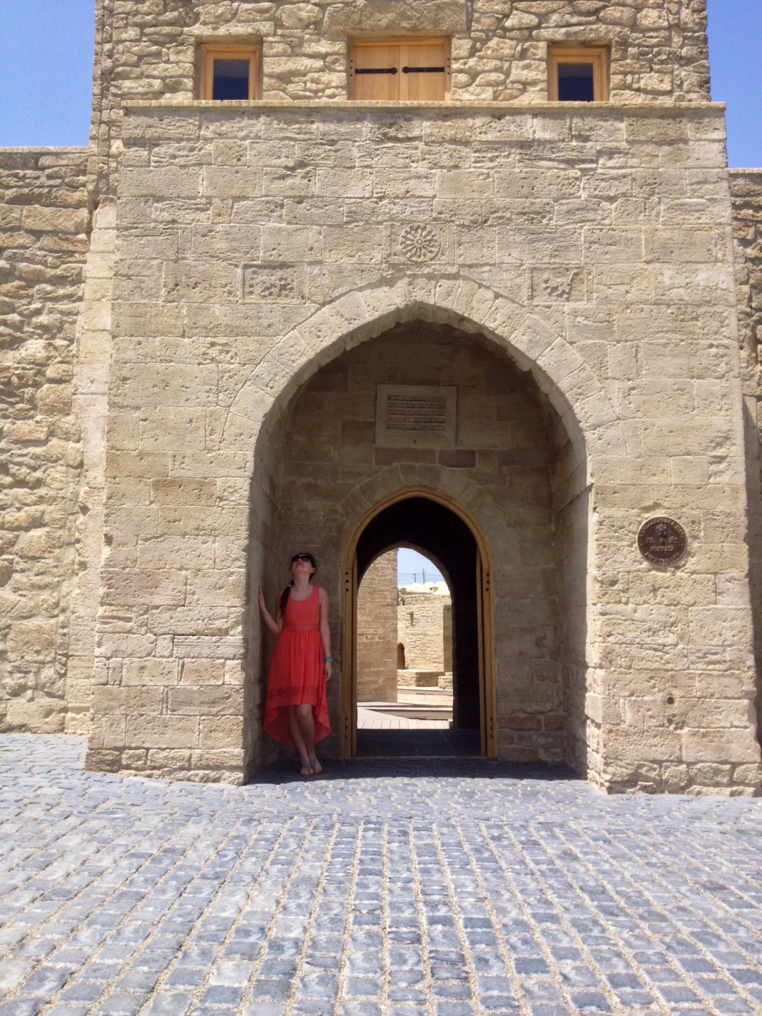Travel with me around Azerbaijan - Ateshgah - by One Happy Blog - 5