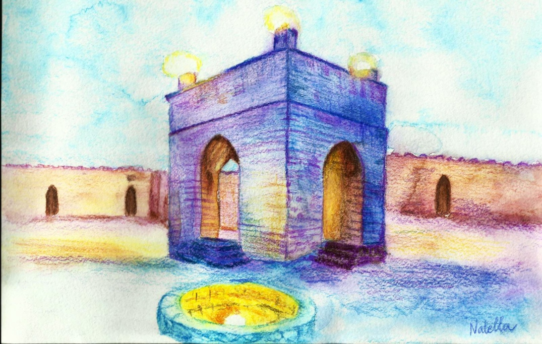 Ateshgah by One Happy Blog