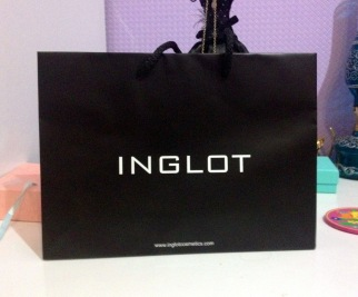 Inglot Brush Cleanser by One Happy Blog - 1