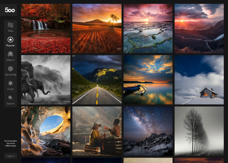 500px by One Happy Blog - 2